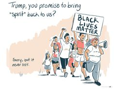 Trump, Black Americans Don't Need Your Help - by Shannon Wright