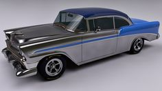 1956 Chevy Bel Air by SamCurry