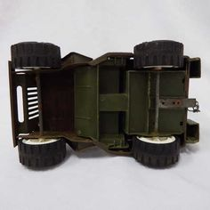 Vintage Toys - Vintage Tonka pressed steel Army Jeep for sale in Cape Town… Tonka Toys, Cape Town, Vintage Toys, Jeep, Army, Gi Joe, Old Fashioned Toys, Military, Jeeps
