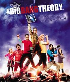 The Big Bang Theory Trivia Calendar 2014