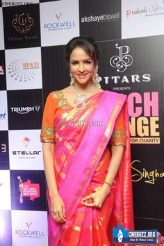 Manchu Lakshmi at Teach for Change fashion show Check more at http://cinebuzz.org/pics/tollywood-unsensored/manchu-lakshmi-at-teach-for-change-fashion-show/