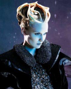 #braid #upsdo #fantasy #scifi #hairstyle #mdoern #avantgarde