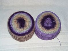 Ravelry: oohmysillyme's Kauni Wool 8/2 Effektgarn