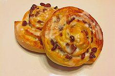 Rosinenschnecken, ein sehr schönes Rezept aus der Kategorie Kekse & Plätzchen. Bewertungen: 31. Durchschnitt: Ø 4,1.