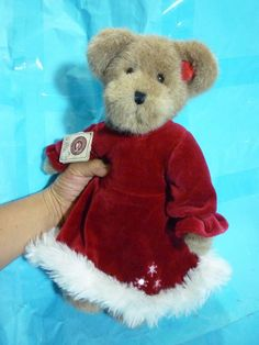 Boyd's Collection MRS. KRINGLEBEARY Bear-- 14 Inches Tall--New With Tags in Dolls & Bears, Bears, Boyds | eBay