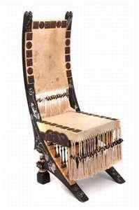 Carlo Bugatti - Chaise
