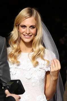 Pin for Later: Poppy Delevingne Is Married — See Her Stunning Wedding Photos!