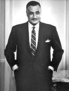 إنّ شعبنا يعرف قيمة الحياة لأنّه يحاول بناءَها على أرضه || جمال عبد الناصر ~ جمال العروبة ||