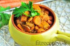 Indické mrkvové kari - FitRecepty