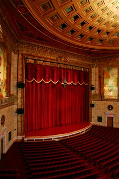 The Eastman Theatre In Rochester NY