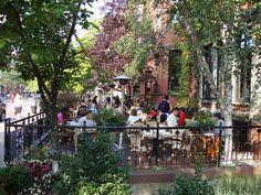 Back Bay Newbury St. Boston, MA. USA