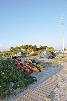 Cool Camping Deutschland: Zehn sensationelle Zeltplätze | geo