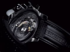 Chronomat 44 Blacksteel - Breitling - Instruments for Professionals