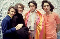 Richard Starkey, John Lennon, Paul McCartney, and George Harrison The Beatles 1, Beatles Guitar, Beatles Art, Beatles Photos, John Lennon Beatles, Beatles Poster, Abbey Road, Ringo Starr, Paul Mccartney