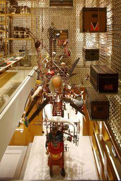 Louis Vuitton Store by Peter Marino, London Bond Street » Retail Design Blog