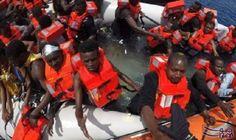 خفر السواحل التونسى ينقذ 98 مهاجرًا من الغرق: خفر السواحل التونسى ينقذ 98 مهاجرًا من الغرق
