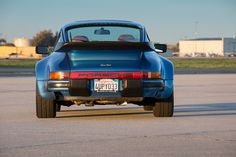 True Turbo - A Look Back at an Early Porsche 930 - April 2016