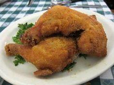 Merichka's fried chicken