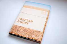 Partisan Pantry (Book) by Emma Frischmuth, via Behance