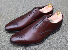 "Herring Shoes ""Ellacombe"" | Dappered.com"