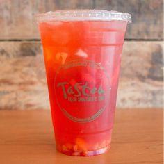 #Repost @drinktastea  Kick back and relax it's a lazy Sunday  #peachmesweetea