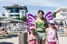 Il #winxfairydream prosegue anche sulla Blu Beach