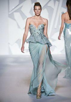 haute+couture+2013 | Abed Mahfouz Haute Couture 2013 | Blonde Fashionista