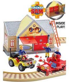 Fireman Sam Bessie Rescue Set.