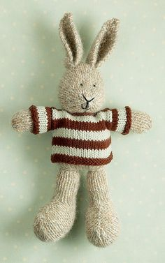 Cecil by Little Cotton Rabbits