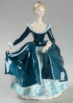 Royal Doulton Royal Doulton Figurine Janine - No Box
