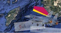 Απόστρατοι Αξιωματικοί Αεροπορίας : Η Άγκυρα βαφτίζει με ΝΟΤΑΜ «τουρκική», την…