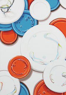 2013年度 多摩美術大学 プロダクトデザイン専攻 現役合格者再現作品:色彩構成