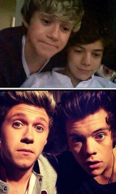 Niall & Harry