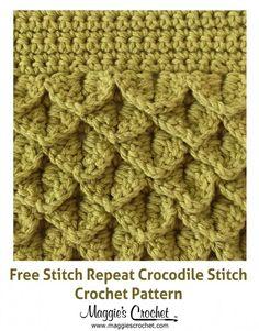 Crochet Stitches : Maggie's Crochet Blog