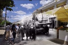 Pictures: integrating images of World War II in Europe present their time