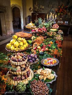 "Genevieve Taylor on Twitter: ""If anyone caught me talking on today's @BBCFoodProg about #Poldark feasts, here's the harvest festival table for you https://t.co/MZmSPN6nMS"""