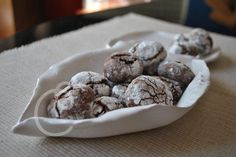 crinkles biscotti..paradisiaci.. provateli ...