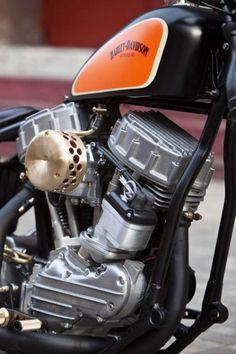 Thunderbike Flying Pan | Harley-Davidson EL Panhead von 1951
