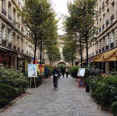 J'adore le Marais. Paris, France