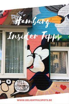 INsider-Tipps für Hamburg. Mit Ideen für verschiedene Stadtteile.