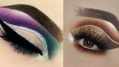 Soft Everyday Eye Makeup Tutorial || Smokey Eye Makeup Tutorial for Begi...