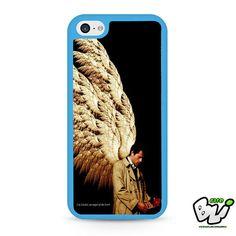 Tv Series Supernatural Castiel Quotes iPhone 5C Case