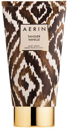 Drench you skin with Aerin's deeply nourishing Tangier Vanille Body Cream. Indulge in the delicately scent featuring Madagascar Vanilla and the rich tones of Bulgarian Rose, as the luxurious cream revitalises your skin. Madagascar Vanilla, Nordstrom Beauty, Tangier, Body Lotions, Estee Lauder, Bergamot, Fragrance, Cream, Rose