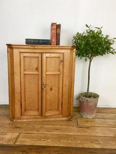 Vintage Pine Cupboard - Lovingly Made - Antiques & Vintage Furniture - Sussex