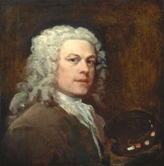 Self-Portrait, ca. 1735 (William Hogarth) (1697-1764) Yale Center for British Art, New Haven, CT, B1981.25.360