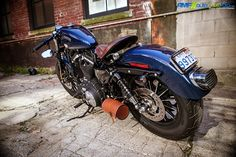 2012 Harley Davidson Iron 883 - GP_AMF-5