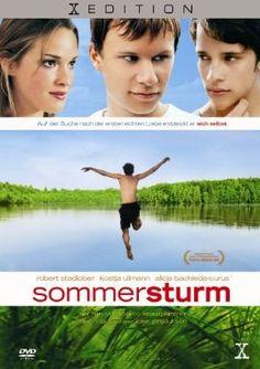 Sommersturm  2004 Germany      IMDB Rating 7,4 (6.980)   Darsteller: Robert Stadlober, Kostja Ullmann, Jürgen Tonkel, Miriam Morgenstern, Alicja Bachleda,   Genre: Comedy, Drama, Romance,   FSK: 12