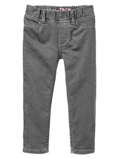 Legging jeans (gray wash) | Gap 18-24M