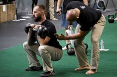 10 Things I Learned in 10 Years as a Kettlebell Instructor