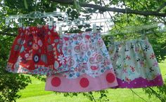 Cheryl Lynch Quilts: I Love These Skirts
